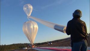 Wissenschaft mit Ballons (Nasa, englisch)