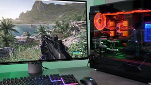 8K-Gaming mit Titan RTX (SLI)