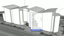 Google Sketchup 7.1 - Modelling in context