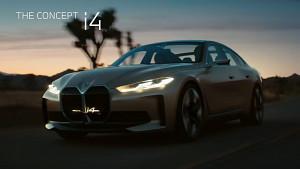 BMW Concept i4 - Herstellervideo