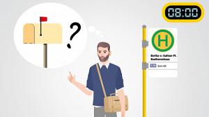 DHL stellt Briefankündigung vor - Herstellervideo