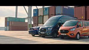 Ford Transit - Herstellervideo (Modell mit Dieselmotor)