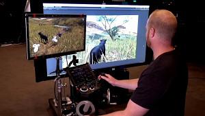 Nvidia zeigt VR-Technik des König-der-Löwen-Remakes