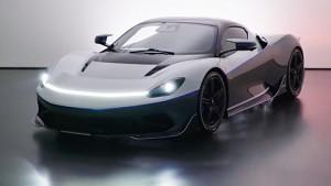 Pininfarina Battista Anniversario - Herstellervideo