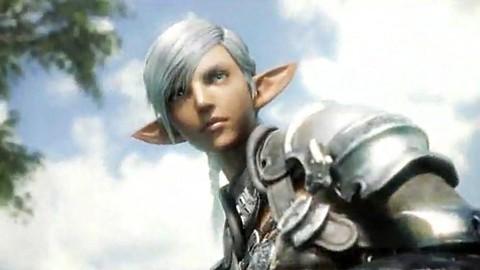 Final Fantasy 14 - Trailer von der Tokyo Game Show 2009