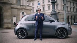 Fiat 500 Elektro - Herstellervideo