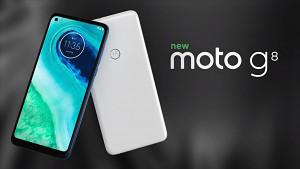 Moto G8 - Herstellervideo