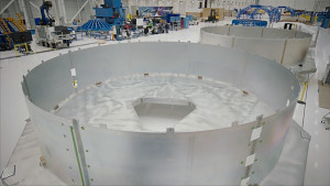New Glenn - Konstruktion des wiederverwendbaren Tanks