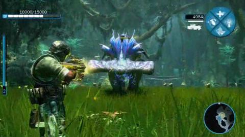 James Camerons Avatar - Trailer von der Tokyo Game Show 2009