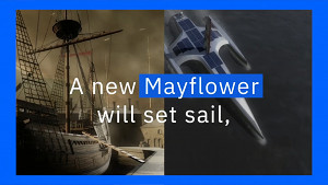 Mayflower Autonomous Ship - Projektvorstellung
