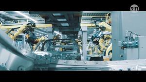 Porsche Taycan - Fertigung im Zeitraffer (Herstellervideo)