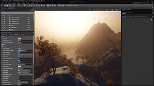 Cryengine - Volumetrischer Nebel (Tutorial)