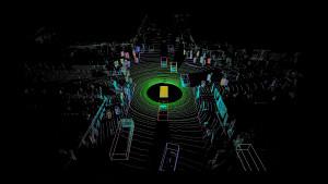 Nvidia erklärt LidarNet DNN für autonome Fahrzeuge