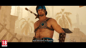 For Honor mit Prince of Persia - Trailer (Event)