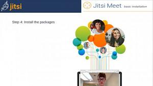 Jitsi Meet auf eigenem Linux-Server installieren - Tutorial