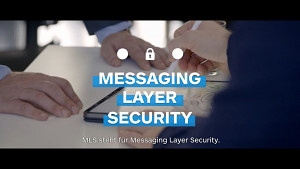 Wire - Herstellervideo (Messaging Layer Security)