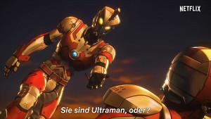 Ultraman - Trailer (Serie, Netflix)