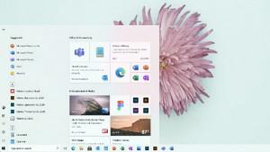 Windows 10 - Microsoft zeigt neues Startmenü (2020)