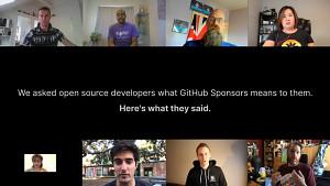 Open-Source-Entwickler stellen Github Sponsors vor