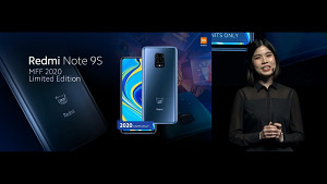 Xiaomi stellt Redmi Note 9S vor - Pressekonferenz