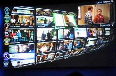 Sodaville - Intel zeigt die Zukunft des Fernsehens auf der IDF 2009