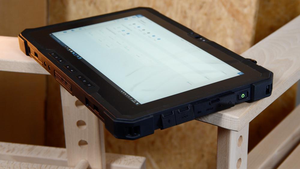 Dell Latitude 7220 - Test