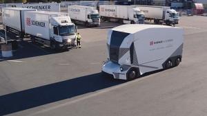 Die Logistik der Zukunft - Einride