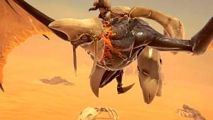 Panzer Dragoon für Nintendo Switch - Trailer (Gameplay)