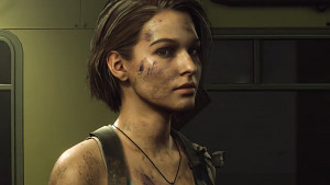 Resident Evil 3 - Trailer (Jill Valentine)