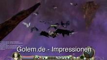 Aion - Impressionen vom offiziellen Start des Spiels