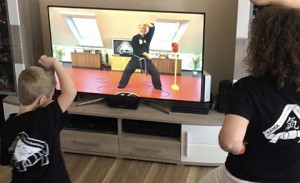 Karate Online trainieren - Trailer (Oer Erkenschwick)