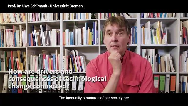 Professor Uwe Schimank über technologischen Fortschritt
