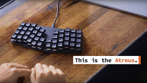 Keyboardio Atreus - Crowdfunding-Video