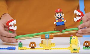 Lego Super Mario - Interaktive Bausteine erklärt