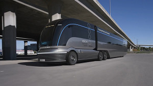 Brennstoffzellen-Truck Hyundai HDC-6 Neptune