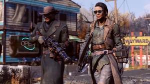 Fallout 76 Wastelanders - Trailer (Launch)