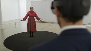The Life von Marina Abramovic für Hololens 2