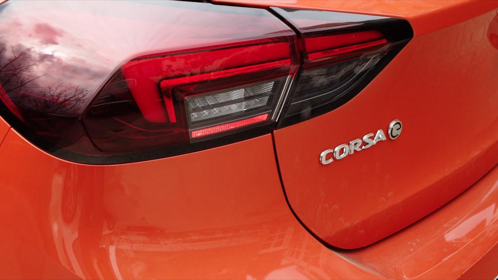 Probefahrt mit dem Corsa-e