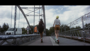 Lime E-Scooter in Deutschland - Imagefilm