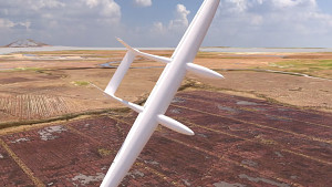 Fluggerät zur Stromerzeugung - Ampyx