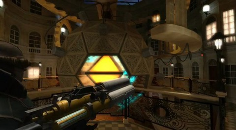 Torque 3D - Burg