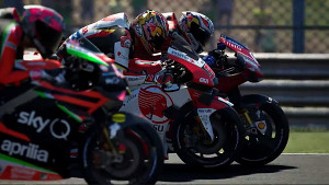 Moto GP 20 - Trailer (Launch)