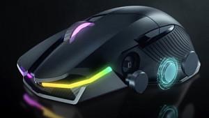 Asus ROG Chakram - Maus mit Joystick (Herstellervideo)