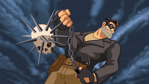 Full Throttle Remastered - Trailer (Story)