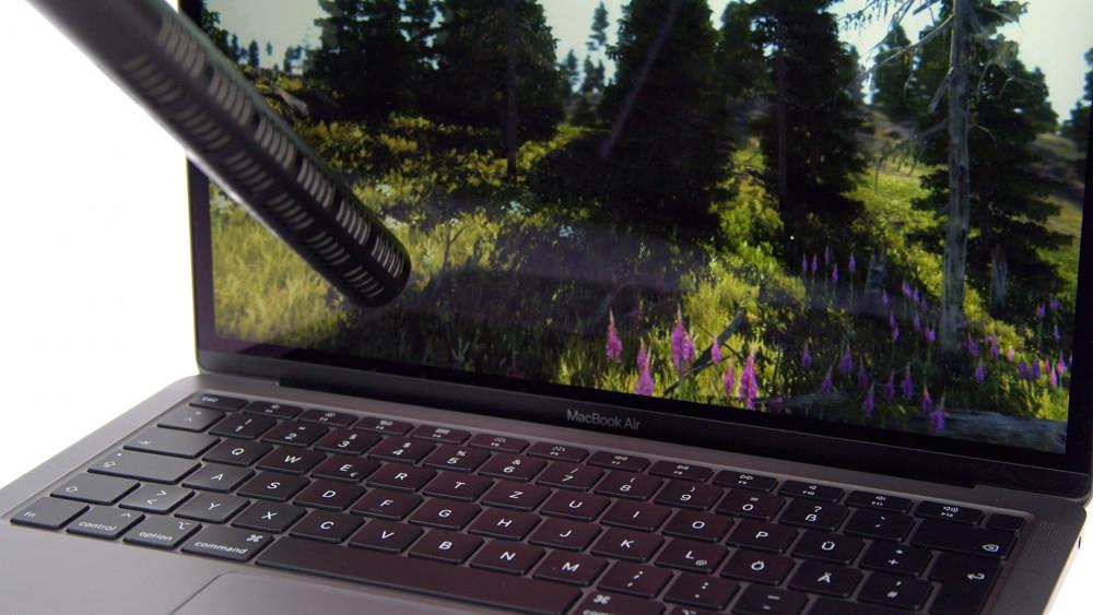 Macbook Air (2020) - Test
