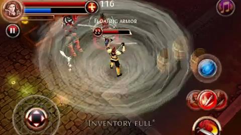 Dungeon Hunter - Trailer