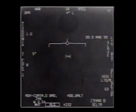 Video eines nicht identifizierten Objekts - DoD