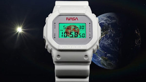 Casio G-Shock DW-5600 Nasa-Edition - Herstellervideo