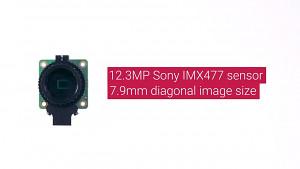 High Quality Camera - Trailer des Raspberry-Pi-Zubehörs