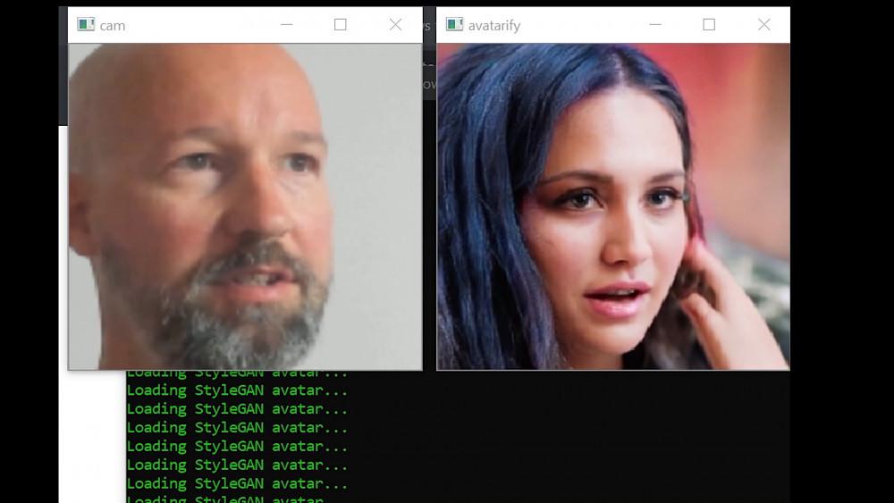 Gesichtertausch für Videokonferenzen mit Avatarify - Tutorial